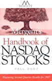 img - for Mergent's Handbook of NASDAQ Stocks Fall 2007: Featuring Second-Quarter Results for 2007 book / textbook / text book