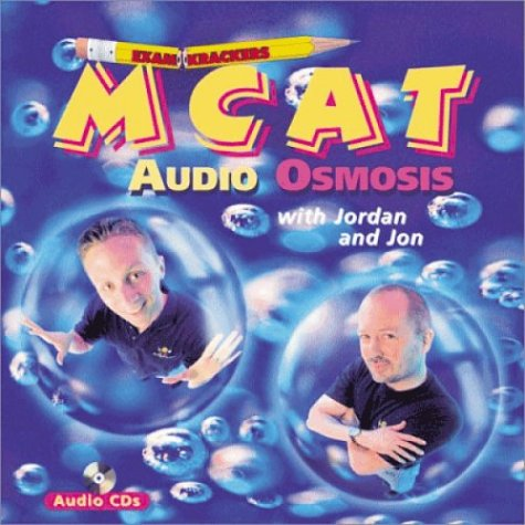 Examkrackers MCAT Audio Osmosis with Jordan and Jon by Brand: Osote Publishing