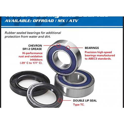 Kit Roulements De Roue Avant All Balls Yamaha Yfs 200 Blaster 776741