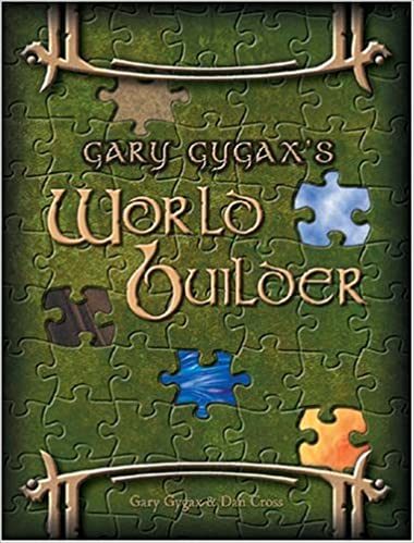 Gary Gygax's World Builder: Gygaxian Fantasy Worlds Vol. 2