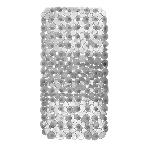 interdesign-pebblz-non-slip-suction-bath-mat-for-shower-bathtub-graphite