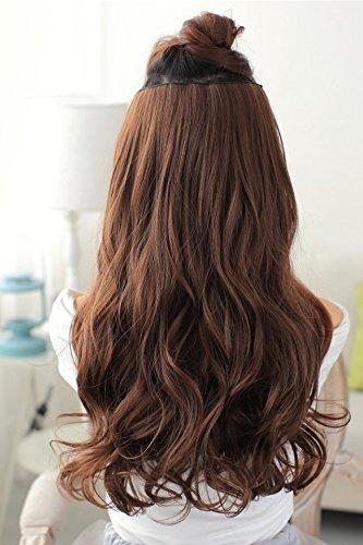 Amazon Com Generic Sue Girl Aesthetic Five Cards Long Hair Piece