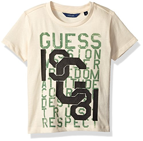 GUESS Short Sleeve Graphic T Shirt