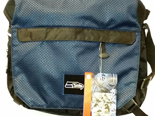 NFL Sport Messenger Bag, ''Seattle Seahawks'' NEW by THE SACK