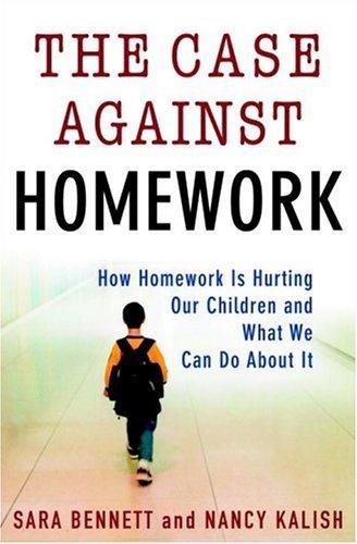 against homework