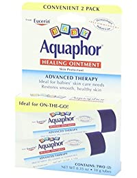 Aquaphor Baby Healing Ointment Diaper Rash and Dry Skin Protectant, .35oz Dual Pack BOBEBE Online Baby Store From New York to Miami and Los Angeles