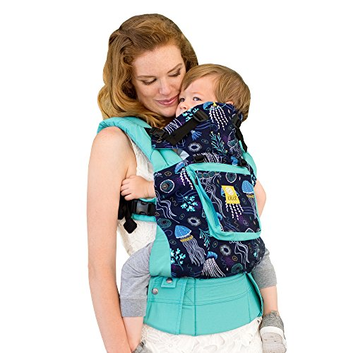Best Prices! SIX-Position, 360° Ergonomic Baby & Child Carrier by LILLEbaby - The COMPLETE Original...