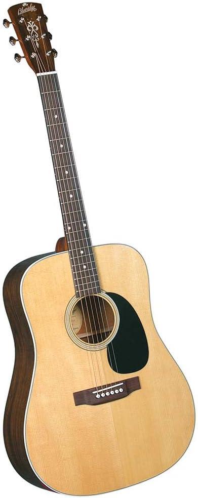 Blue Ridge BR-60 - Guitarra acústica (tipo dreadnought), color ...