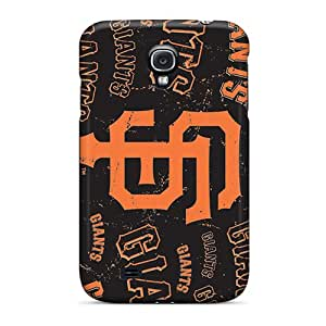 Excellent Hard Phone Case For Samsung Galaxy S4 (TDi10881iIfj) Allow Personal Design Nice San Francisco Giants Pattern