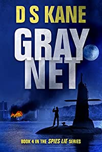 Graynet by DS Kane ebook deal