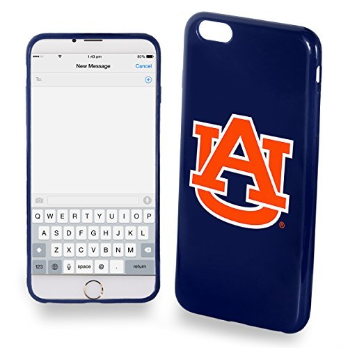 Auburn Tigers iPhone 6/6s TPU Silicone Soft Protective Slim Case by Forever