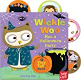 Wickle Woo Has a Halloween Party, Nosy Crow, 0763674001