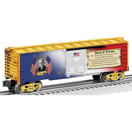 【良好品】 ライオネル大統領シリーズ B00BK5MKSO ハリートランマン ボックスカー B00BK5MKSO, かわいいわんこのおはなやさん:7555de76 --- a0267596.xsph.ru
