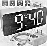 Best Home-X Alarm Clocks - X Ykoki Alarm Clock - Digital Clock LED Review