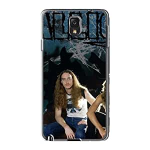 AaronBlanchette Samsung Galaxy Note3 Durable Hard Phone Cover Unique Design Colorful Metallica Image [nwb1521zqFd]