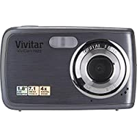 ViviCam 7022 7.1 Megapixel Compact Camera-7.45 mm - Graphite