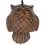 Woodstock Owl Windbell- Habitats Collection For Sale