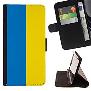 - Flag - - Premium PU Leather Wallet Case with Card Slots, Cash Compartment and Detachable Wrist Strap FOR Sony Xperia Z1 M51W Z1 mini D5503 King case