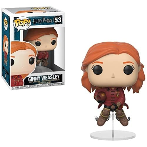 Calendrier De Lavent Harry Potter Funko Pop.Funko Pop Harry Potter Ginny Weasley On Broom Ron