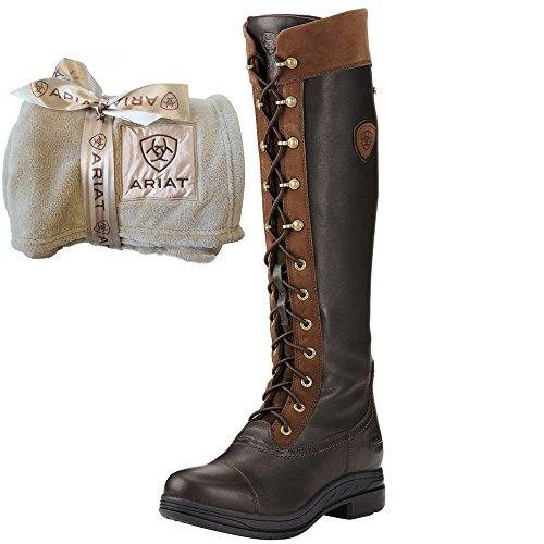 Boots Ebony GTX Coniston Free Blanket Ariat Pro BO8xWBt