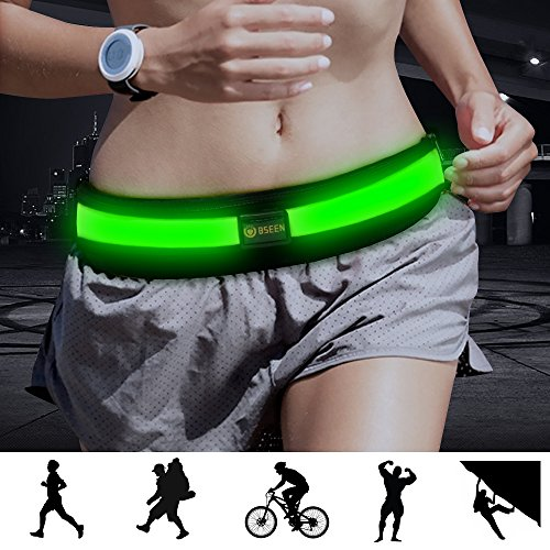 Led Light Up Belts