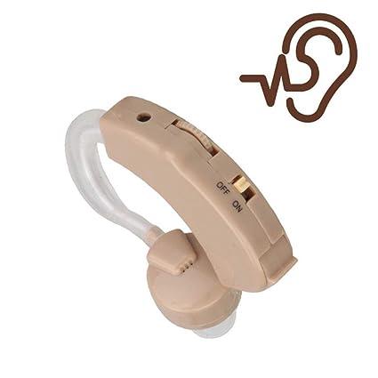Huaaag Oído Mini audífono, audífonos Ultra Claro Mini audífonos Amplificador de Sonido, Mejora Escucha