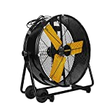 Best Industrial Fans - Master PROFESSIONAL Master MAC-24DCT-EP, Heavy Duty, High Velocity Review