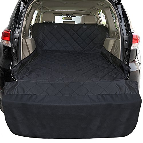 Cambond SUV Cargo Liner for Dogs, Waterproof Pet Car Seat Cover Nonslip Extra Large Heavy Duty Dog Seat Cover for SUV, Cars, Truck, Sedan, (Dog Car Mats)