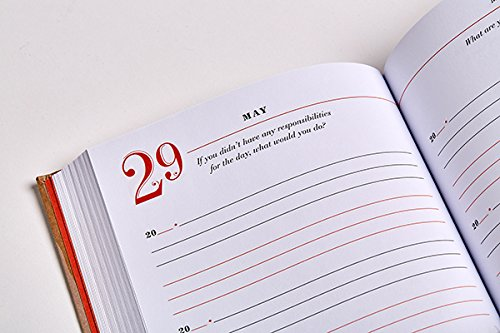 Our q a a day year journal for people potter gift
