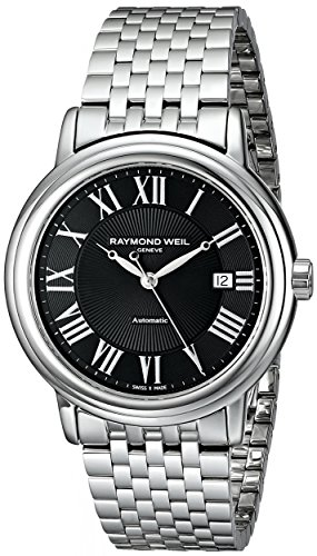 Raymond Weil Men's 2847 ST 00209 Maestro Stainless Steel  (Large Image)