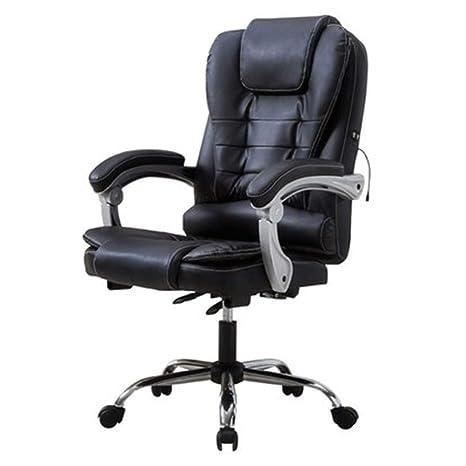 Amazon.com: YE ZI - Silla giratoria para ordenador, silla de ...