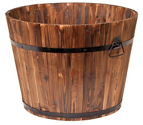 Planter Wooden Large - Devault Enterprises 23