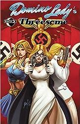 Domino Lady Threesome #1 Comic Book