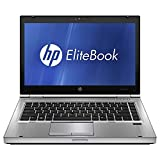 HP Elitebook 8470p 3rd Gen Intel Core i5 3320 2.8GHz 8GB 320GB HD DVD 14- Windows 10 Pro 64 (Certified Refurbished)