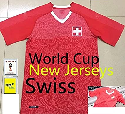 brand new d3b2c 27989 Buy 2018 REPLICA OF SWITZERLAND NATIONAL TEAM FOOTBALL ...