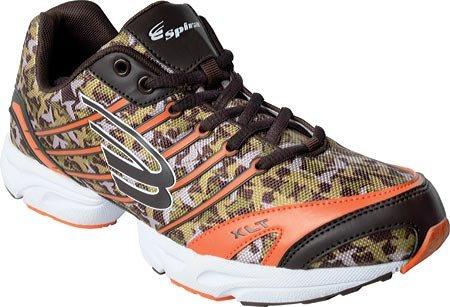Spira Donna Xlt Camo Sneakers Running Limited Edition Cioccolato / Arancio / Bianco
