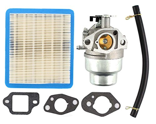 Carburetor For Honda GCV135 GCV160 GC135 GC160 Engine Carb Air Filter Gasket Replace Honda part #: 16100-Z0L-023 16100-Z0L-853 16100-ZMO-803 16100-ZMO-804 6212849 7862345 ()