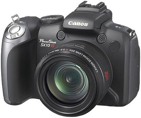 Canon PowerShot SX10 IS - Cámara Digital Compacta 10 MP ...