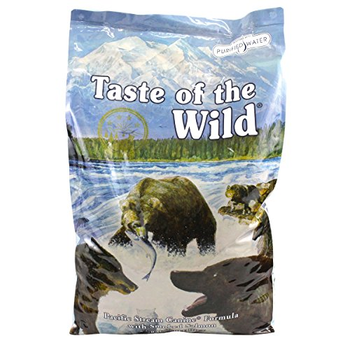 Taste of the Wild Dry Dog Food, Pacific Stream Canine For...