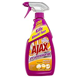 Ajax Professional Professional Cleaning Spray, Mould, 500ml