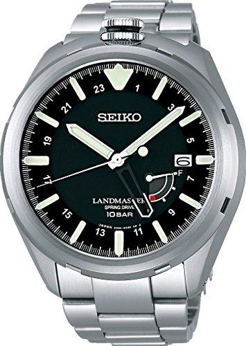 [セイコー プロスペックス]SEIKO PROSPEX ランドマスター チタン SBDB015 登山 トレッキング アウトドア