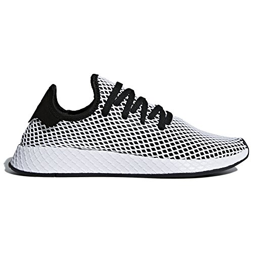 Image of the adidas Mens DEERUPT Runner Core Black/Core Black/Running White - CQ2626 (13)