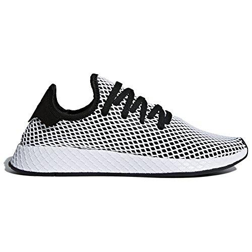 4051fa6ea Image of the adidas Mens DEERUPT Runner Core Black Core Black Running White  -