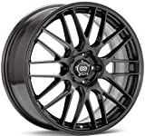 17x7 Enkei EKM3 (Gunmetal) Wheels/Rims 5x100 (442-770-8045GM)