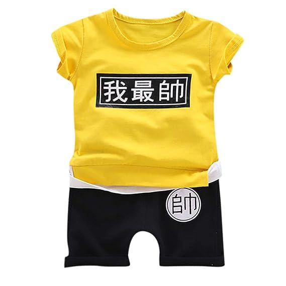 Moneycom - Conjunto de Camisetas, Pantalones Cortos, para ...