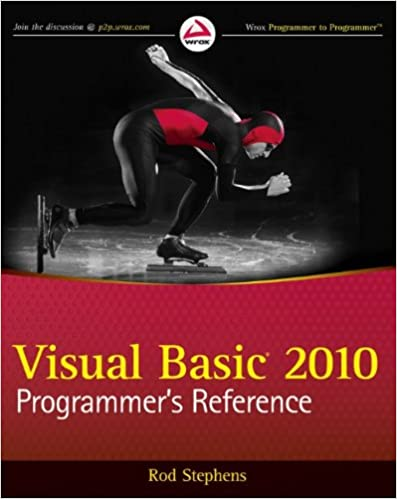 Murachs Visual Basic 2010 Ebook