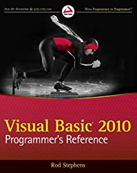 Visual Basic 2010: Programmer's Reference