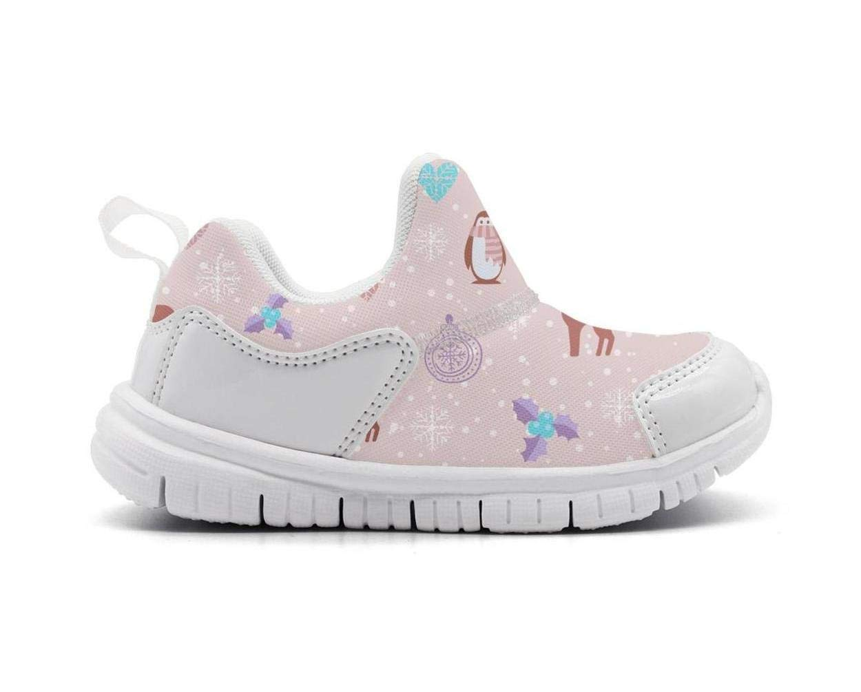 ONEYUAN Children Cute Penguin Elephant Rabbit Kid Casual Lightweight Sport Shoes Sneakers Walking Athletic Shoes