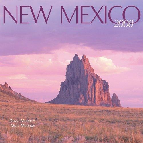 Mexico 2008 Calendar - New Mexico 2008 Calendar