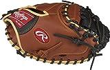 Rawlings Sandlot Series Leather Catcher's Mitt (1 Piece), 33', Regular